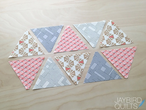 Unique my secrets to piecing 60 degree triangles jaybird quilts 11 Cozy Triangle Quilts 60 Degrees