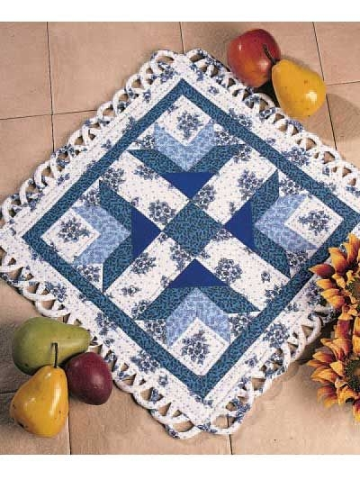 Unique pride of italy centerpiece quilted table toppers quilt 9 Beautiful Table Topper Quilt Patterns