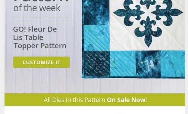 Unique quilting go fleur de lis table topper pattern the free 10 Stylish Free Fleur De Lis Quilt Pattern