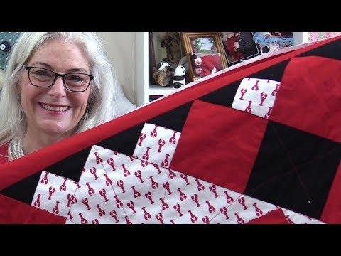 Unique quilting the big bold tablecloth 10   Quilted Tablecloth Patterns Gallery