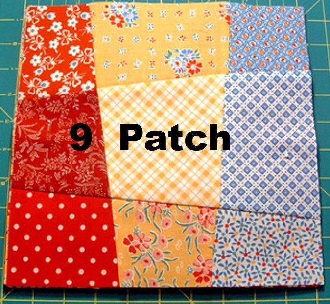 Unique thats a nine patch quilt block nine patch quilt quilt 10 Unique Crazy 9 Patch Quilt Pattern Gallery