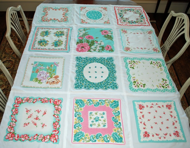 vintage hankie quilt only looks difficult quilting digest 9 New Handkerchief Quilt Patterns
