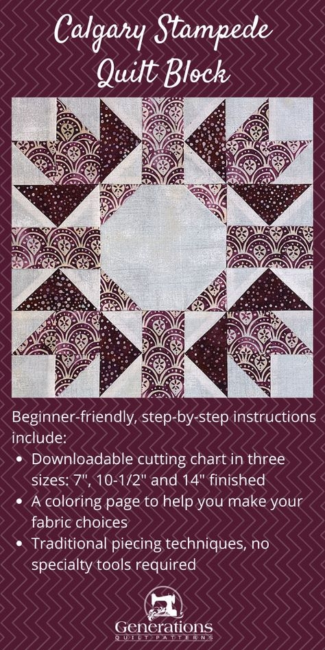 100 best new quilt block patterns to make images in 2020 10   Generations Quilt Patterns Gallery
