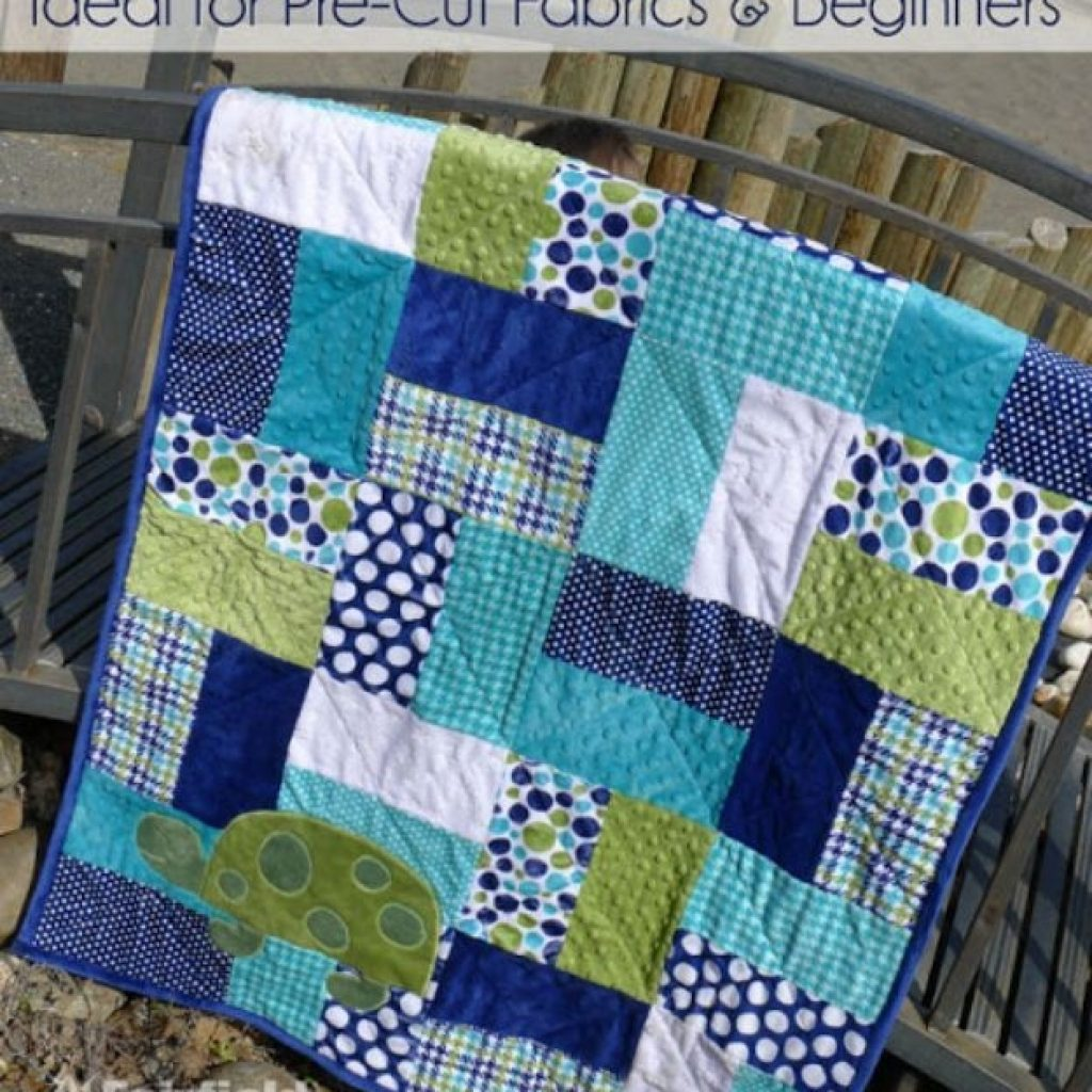 34 quilt ideas for beginners with free quilt patterns boys Beautiful Stylish Quilt Cut Fabric Cutting System Ideas Inspirations