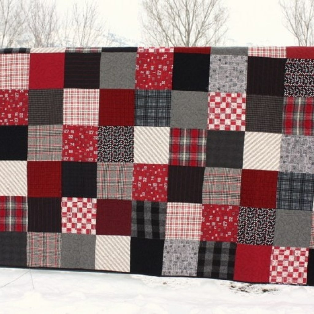 4 free flannel quilt diy ideas suzy quilts 11 Interesting Easy Flannel Quilt Patterns