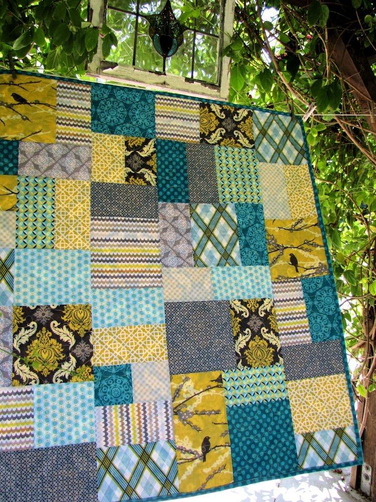 angies random patchwork quilt patchwork quilts quilts Unique Random Patchwork Quilt Pattern Gallery
