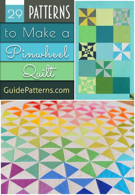 Beautiful 29 patterns to make a pinwheel quilt guide patterns Stylish Easy Pinwheel Quilt Pattern Gallery