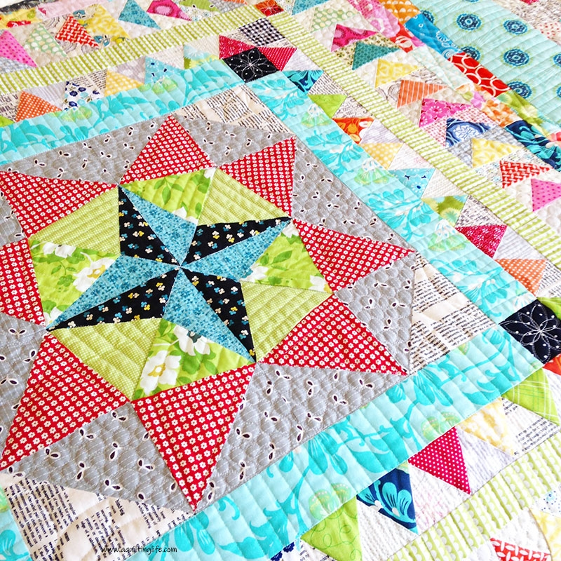 Beautiful best scrap quilt ideas tips quilting ideas a quilting life Cool Easy Scrappy Quilt Patterns Gallery