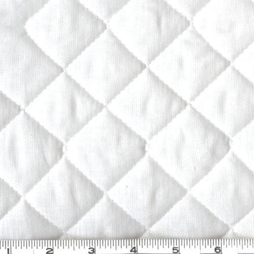Beautiful double sided quilted broadcloth white pre quilted fabric 11 Stylish Beautiful Double Faced Quilted Fabric Whole Gallery