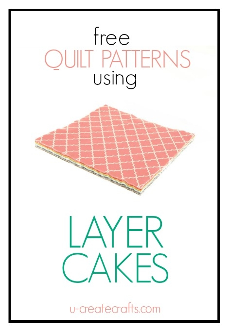 Beautiful free layer cake quilt patterns 9 Unique Jelly Roll And Layer Cake Quilt Patterns Gallery