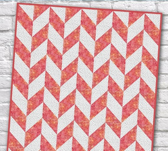 Beautiful herringbone quilt pattern 11   Herringbone Quilt Pattern Gallery