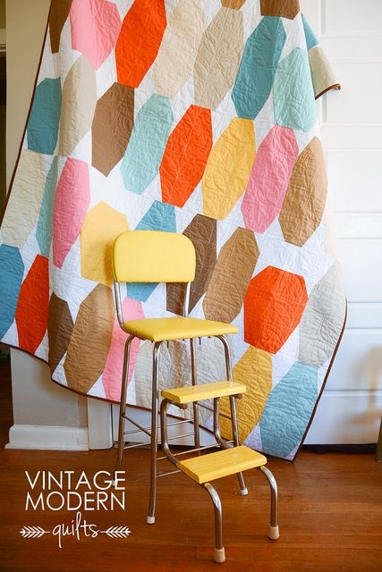 Beautiful inspire sweetness retro mod color palette vintage Modern Vintage Modern Quilts Inspirations