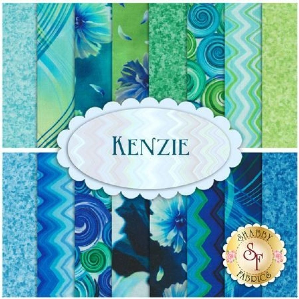 Beautiful kenzie 16 fq set quilting treasures fabrics shab 11 Modern Stylish Quilting Treasures Fabric