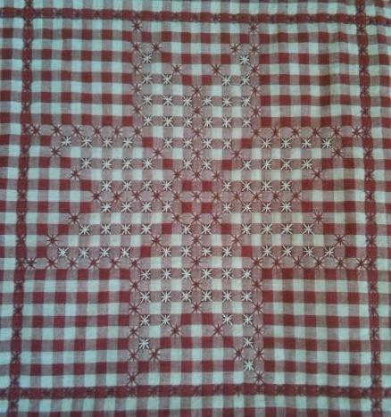 Beautiful making a chicken scratch quilt thriftyfun 11 Stylish Chicken Scratch Quilt Pattern Inspirations
