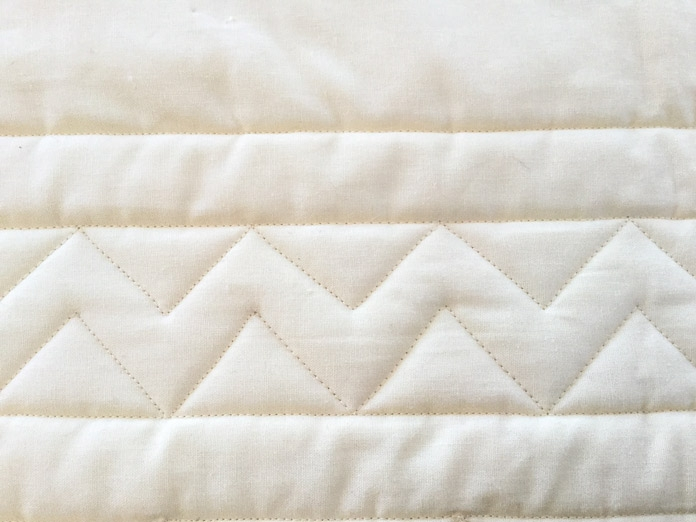 Beautiful making beautiful borders with your walking foot 10   Easy Quilt Border Patterns Inspirations