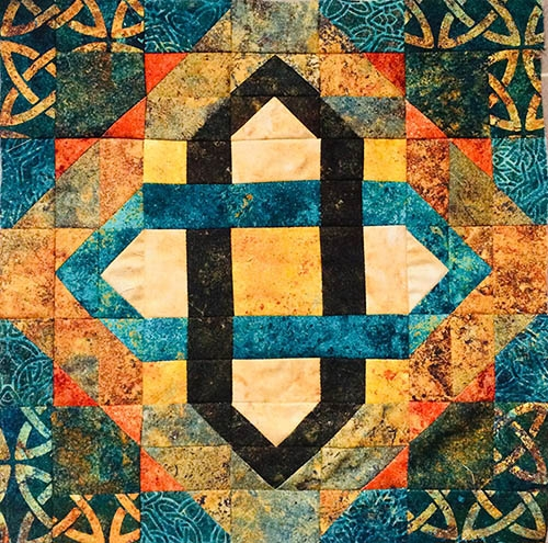 Beautiful oklahoma quiltworks 9   Stonehenge Fabric Quilt Patterns Inspirations