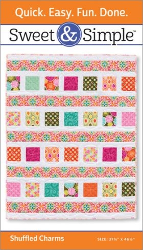 Beautiful shuffled charms me and my sister quilt 11 Beautiful Me And My Sister Quilt Patterns Inspirations