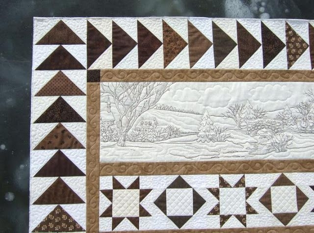 Beautiful tamarack shack over the river and through the woods 10 Beautiful Over The River And Through The Woods Quilt Pattern Inspirations
