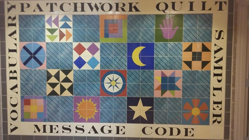 Beautiful underground railroad quilt code catbird quilt studio 11 Cool Underground Railroad Quilt Pattern Gallery
