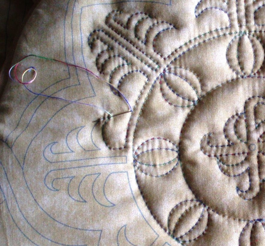 Beautiful wholecloth quilts 9 Beautiful Whole Cloth Quilt Patterns Inspirations