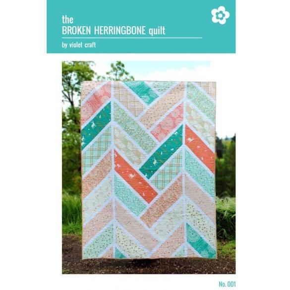 Cool broken herringbone quilt pattern 11   Herringbone Quilt Pattern Gallery