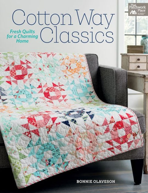 Cool cotton way classics fresh quilts for a charming homepaperback 9 Beautiful Fresh Quilting Fabric Near Me Inspirations