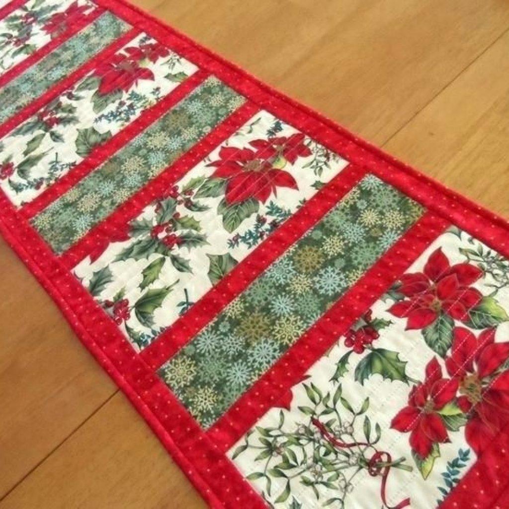 Cool easy table runner crochet patterns image result for free 10 Modern Easy Table Runner Quilt Patterns