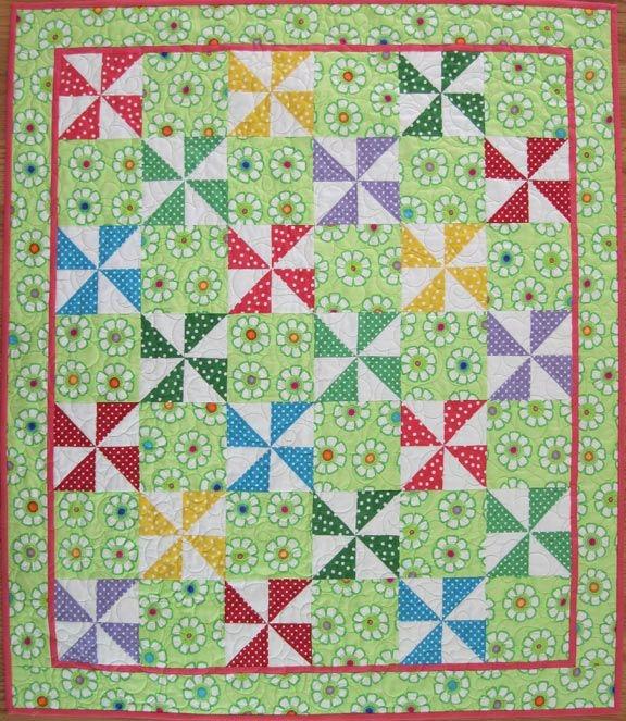 Cool polka dot pinwheel quilt free pattern pinwheel quilt Stylish Easy Pinwheel Quilt Pattern Gallery