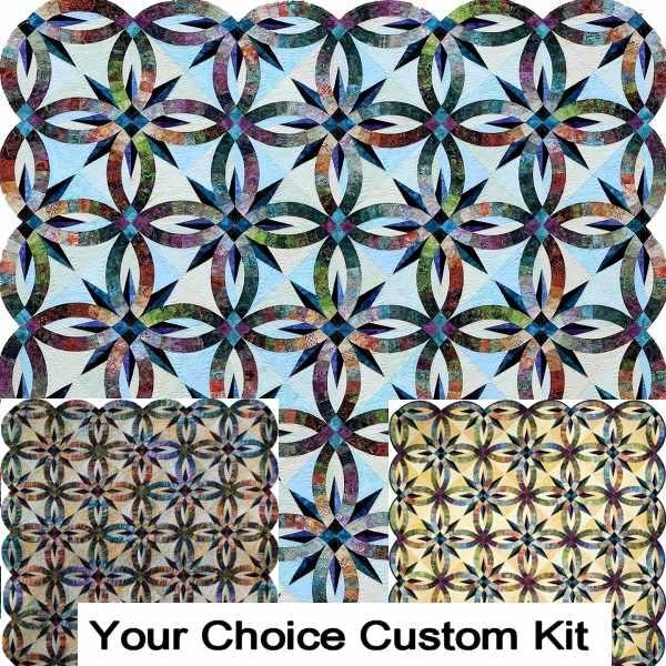 Cozy bali wedding star custom project 10 Unique Bali Pops Quilt Patterns