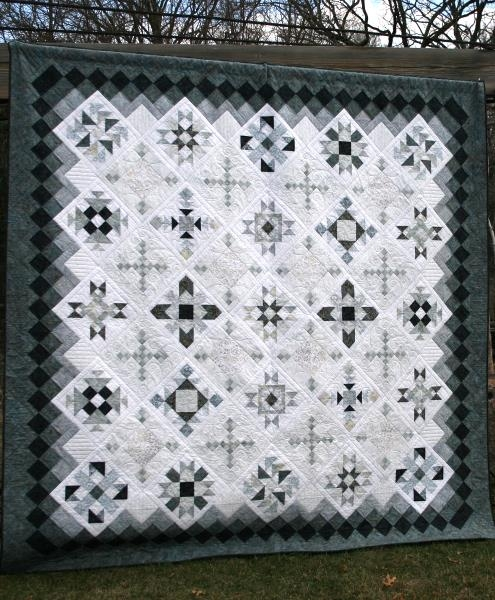 Cozy block of the month 11   Quilting Ideas For Taos Block Of The Month Inspirations