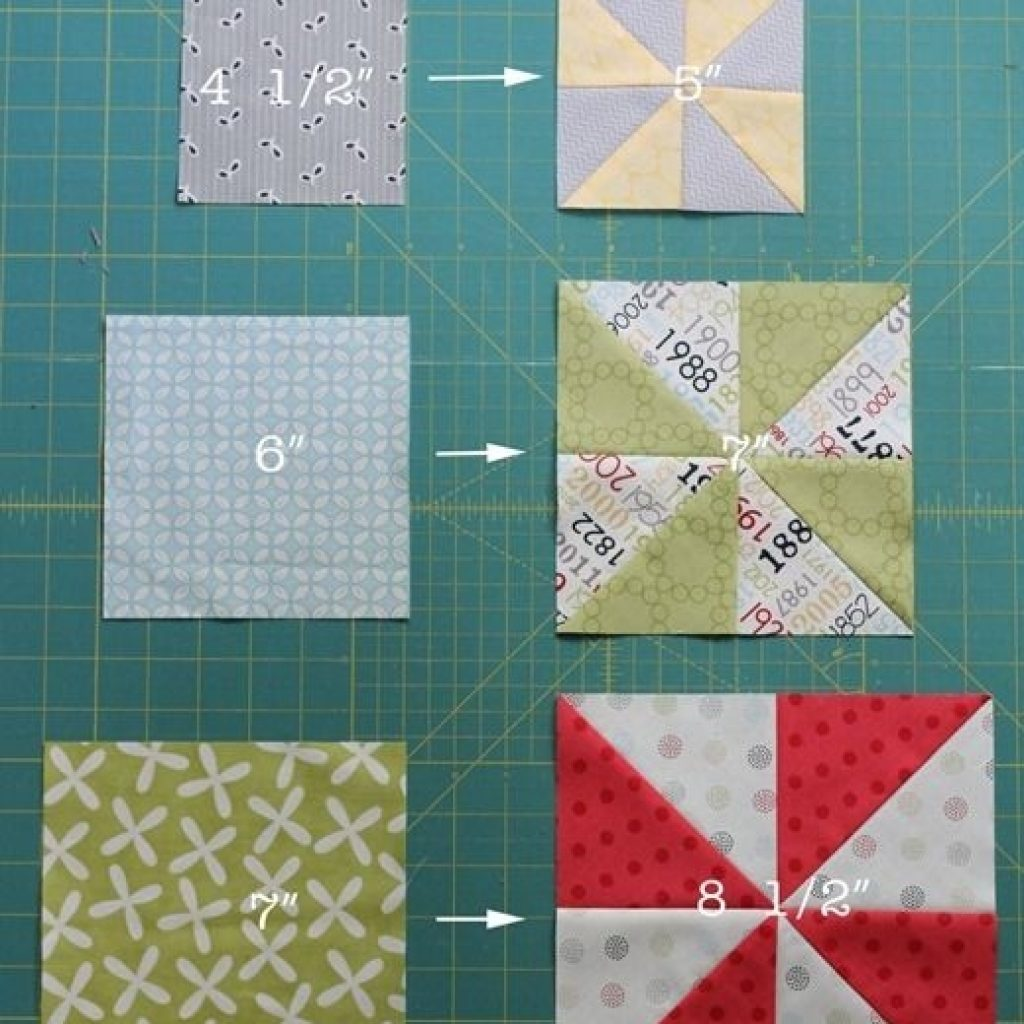 Cozy easy pinwheels in 2020 pinwheel quilt pattern pinwheel 9 Unique Pinwheel Quilt Block Pattern Gallery