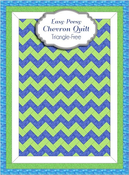 Cozy how to make a chevron quilt without piecing triangles Beautiful Chevron Quilt Pattern No Triangles Inspirations