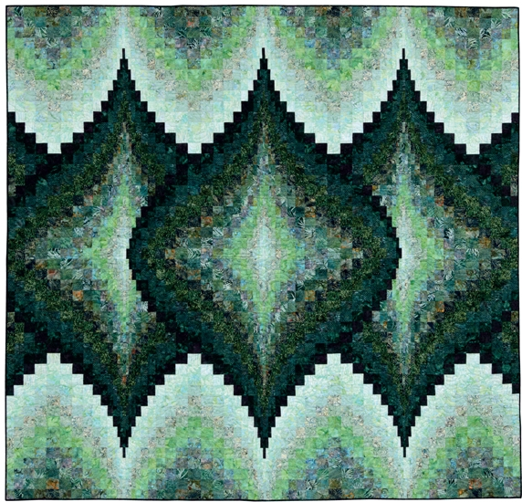 Cozy martingale more twist and turn bargello quilts print version ebook bundle 9 Beautiful Twisted Bargello Quilt Pattern Gallery