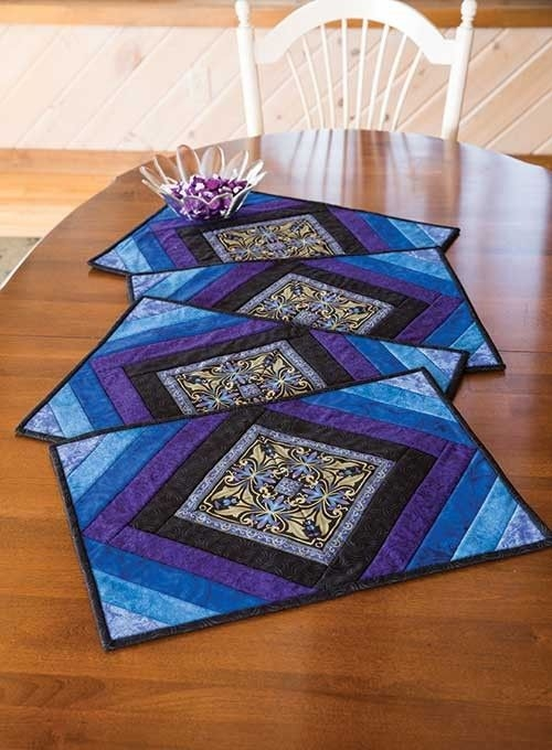 Permalink to 10 Modern Quilted Placemats Pattern