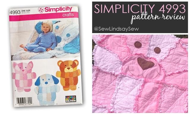 Cozy pattern sew lindsay sew 10 Unique Simplicity Quilt Patterns