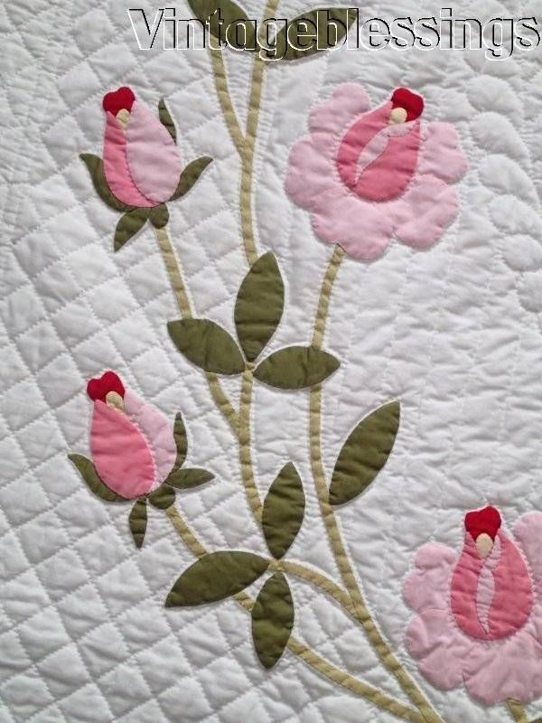 Cozy pin on antique quilts vintage quilts for sale see more at Cool Antique Applique Quilt Patterns