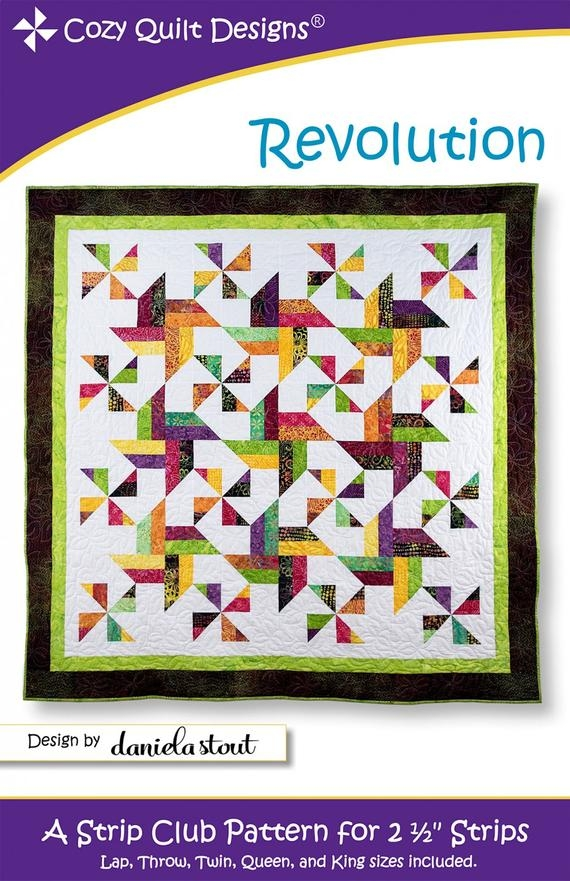 cozy quilt designs pattern revolution cqd01175 10 Unique Cozy Quilt Designs Patterns Gallery