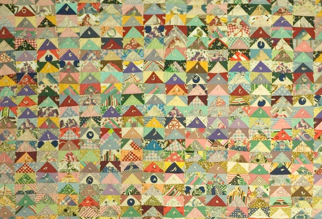 Cozy quilted history tropics of meta 11 Modern Flying Geese Quilt Pattern History