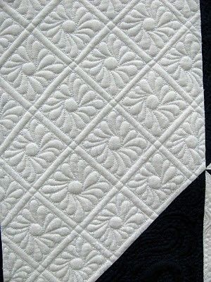 Cozy quilting free motion quilt designs quilting designs hand 9 Beautiful Whole Cloth Quilt Patterns Inspirations