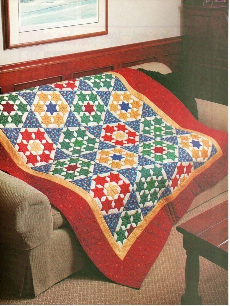 Cozy seven sisters quilt pattern pieced jn quilt patterns 11 Elegant Seven Sisters Quilt Pattern
