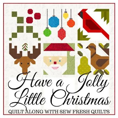 Cozy sew fresh quilts christmas countdown of 2019 9 Modern Sew Fresh Quilts Quilt Along Inspirations