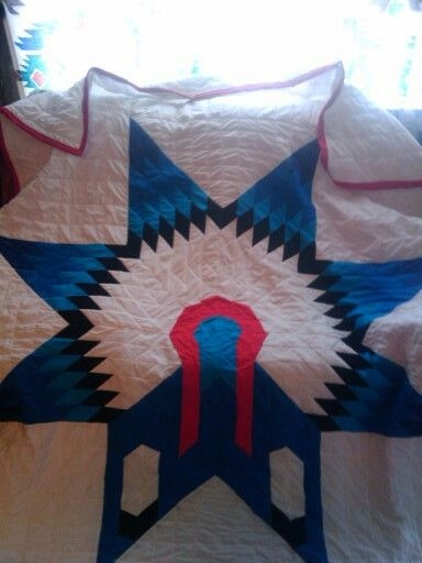 Cozy war bonnet quilt american quilts patterns native american Elegant Indian War Bonnet Quilt Pattern Inspirations