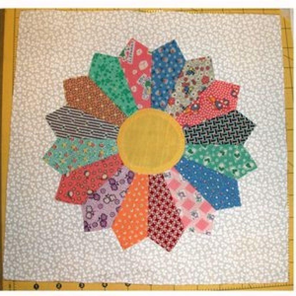 dresden plate quilt block pattern 11 Interesting Dresden Plate Quilt Pattern Inspirations