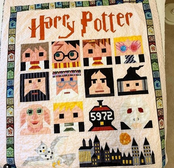 early bird winners harry potter quilt along sew fresh 9 Modern Sew Fresh Quilts Quilt Along Inspirations