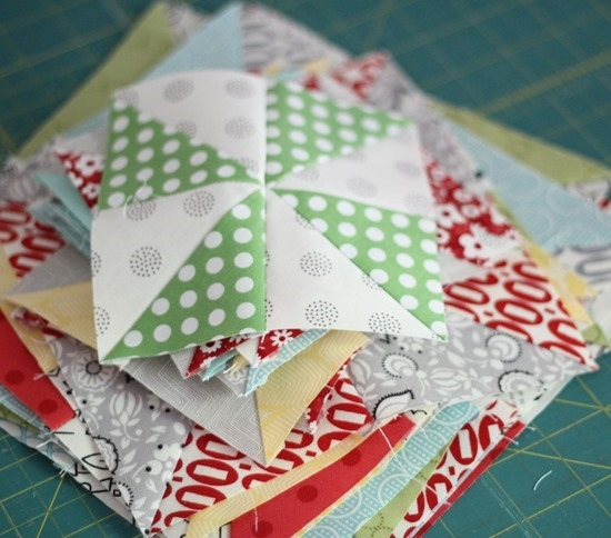 easy pinwheels cluck cluck sew Stylish Easy Pinwheel Quilt Pattern Gallery