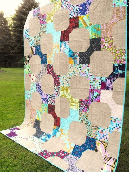 Elegant charming bow tie quilt patterns free quilt block tutorial 10 Elegant Bow Tie Quilt Pattern Layouts Gallery