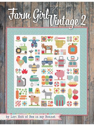 Elegant farm girl vintage 2 Unique Farm Animal Quilt Patterns Inspirations