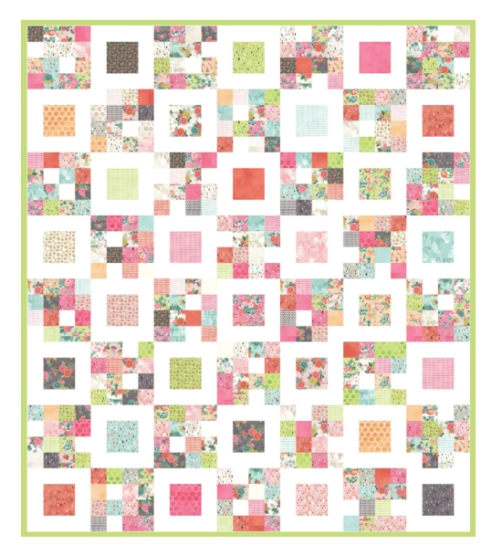 Elegant free charm pack quilt patterns u create 10 Interesting Charm Pack And Jelly Roll Quilt Patterns Inspirations