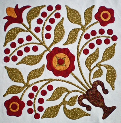 Elegant how to applique invisible machine applique instructions and Stylish Hand Applique Quilt Patterns