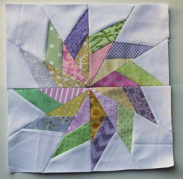Elegant paper piecing monday tips wombat quilts paper piecing Interesting Wombat Siouxsie Quilts Paper Piecing Patterns Inspirations